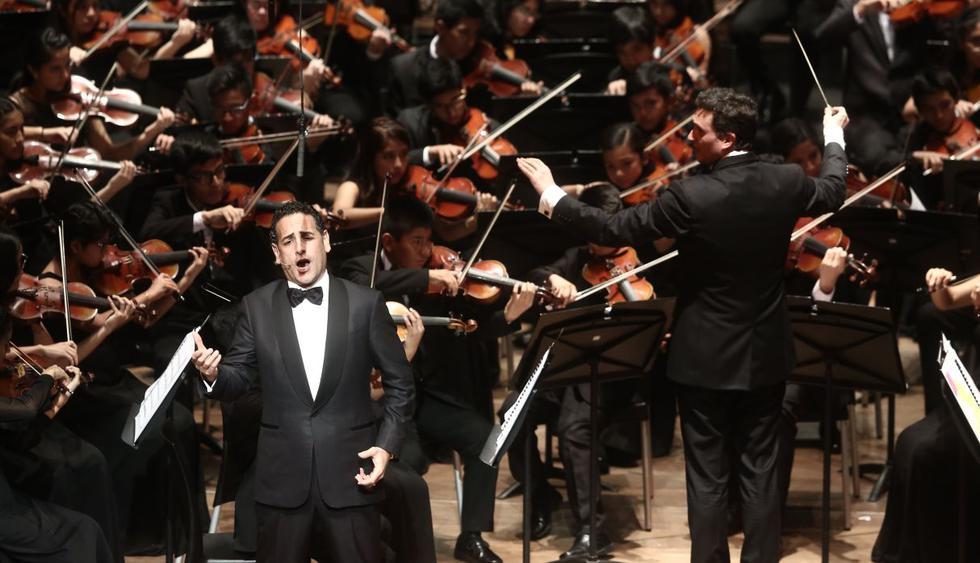 Juan Diego Flórez ofreció un concierto gratuito en Chile ydeleitó a cerca de 9,000 personas. (Foto: Archivo/Referencial)