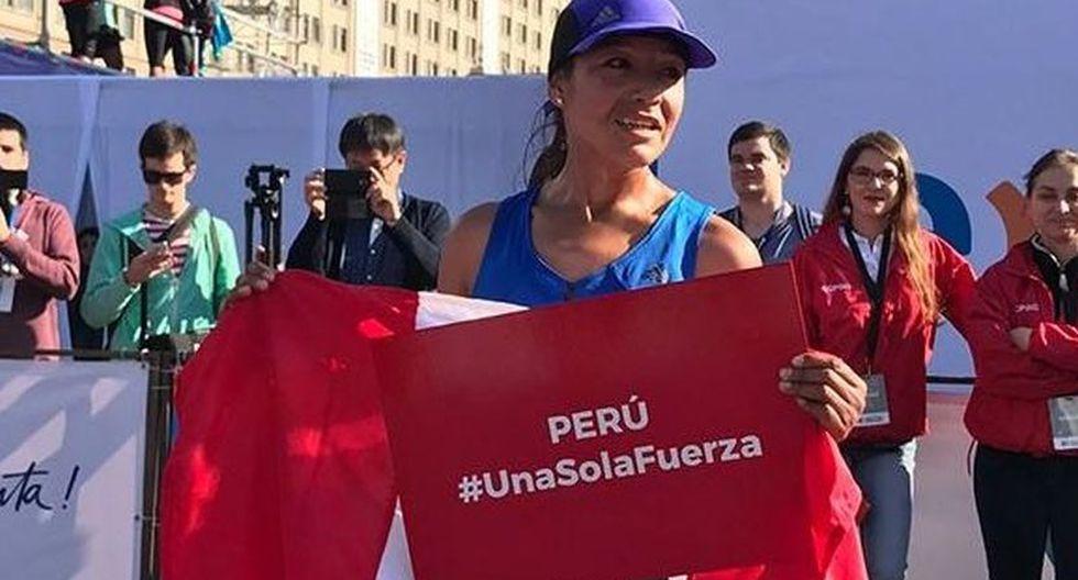 Inés Melchor teme no clasificar a los Juegos Olímpicos Tokio 2020 debido al coronavirus. (GEC)