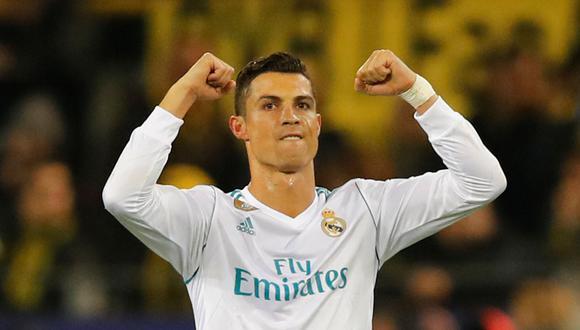 Cristiano Ronaldo recordó con cariño a su padre, quien fue utilero en el club donde empezó a competir con el balón. (REUTERS)