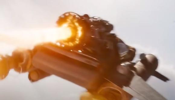 """El último avance de """"F9"""" presentó una máquina en forma de cohete, y la idea puede haber venido del hijo de Dom (Foto: Universal Studios)"""