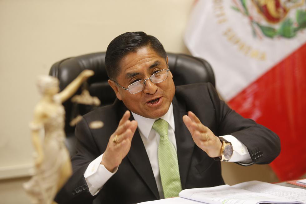 Informe trata sobre las denuncias constitucionales contra César Hinostroza y ex miembros del CNM. (FOTO: USI)