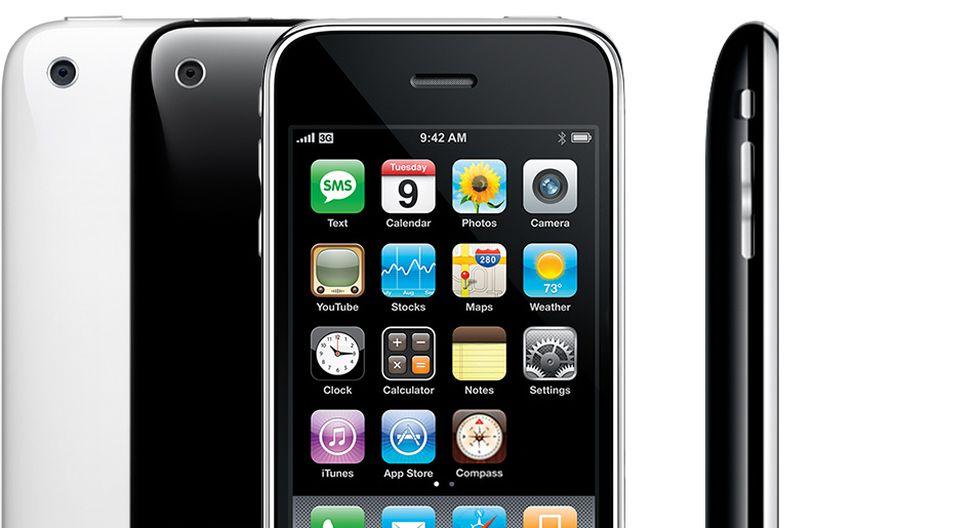 iPhone 3 gs (2009)