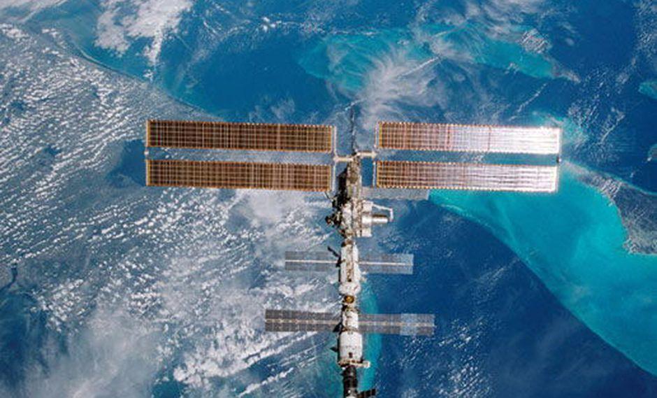 La Estación Espacial Internacional. (Foto:EFE)