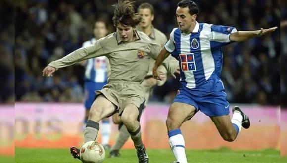 Este viernes se cumplieron 15 años del debut de Lionel Messi con camiseta de FC Barcelona. (Foto Tomada de la web de Clarín de Argentina)