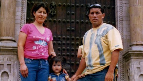 EL DEPRAVADO. Roberto Sihuas contaba con el silencio de su esposa para ultrajar a su víctima. (Difusión)