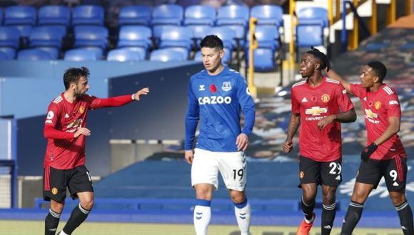 James Rodríguez defiende su fichaje por Everton (Fotos: Getty Images)