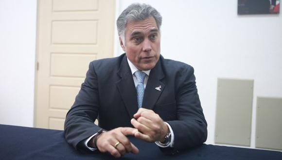 Francisco Boza, jefe del IPD, dijo que, de acuerdo a como se desarrollen las elecciones, se evaluará condiciones de una posible intervención en la FPF. (Perú21)
