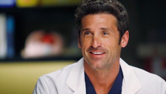 """Derek Shepherden era uno de los peronajes más queridos de la serie """"Grey's Anatomy"""" (Foto: ABC)"""