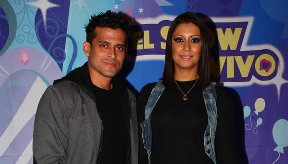Jueza le dio la razón a Christian Domínguez en demanda contra Karla Tarazona (USI)