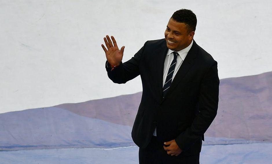 Ronaldo ya está recuperado y dejó la clínica (Foto: AFP).