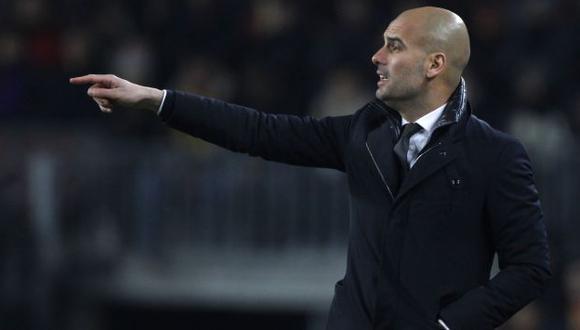 Guardiola dejó entrever que los merengues son favorecidos por los árbitros. (Reuters)