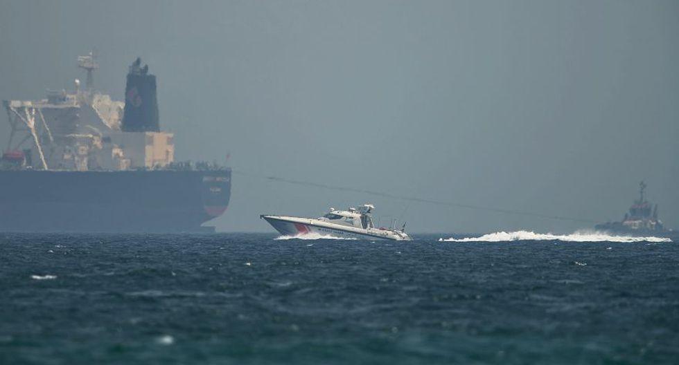 """Tensión en el Golfo: Petroleros y buques de Arabia Saudita y Emiratos Árabes sufrieron """"actos de sabotaje"""". (AP)"""