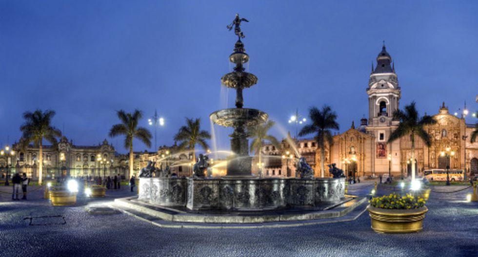 Plaza de armas (Foto: Getty)