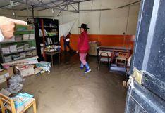 Huaico arrasa viviendas, cultivos y animales de varios pobladores en Tacna