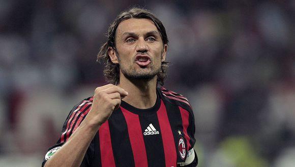 Paolo Maldini ocupará un lugar clave en la organización del Milan, el club de sus amores. (Foto: AFP)