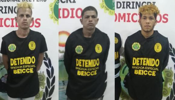 Extranjeros son investigados por el presunto homicidio de un joven peruano ocurrido en San Luis. (PNP)