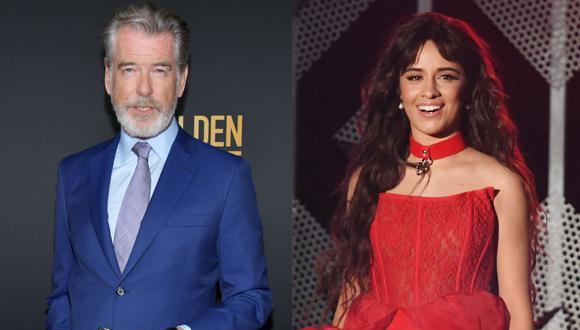 """Pierce Brosnan se une al elenco de la nueva versión de """"Cenicienta"""" protagonizada por Camila Cabello. (Foto: AFP)"""