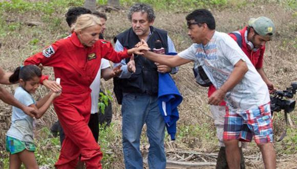 Laura Bozzo sigue pasándola mal en México. (Difusión)