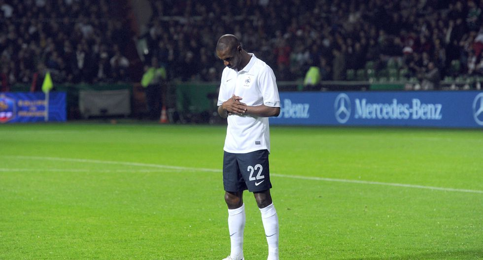 Futbolista fue operado en 2012 y logró volver a las canchas. (AFP)