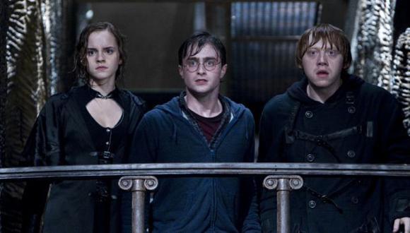 Harry Potter es la saga más taquillera. (USI)