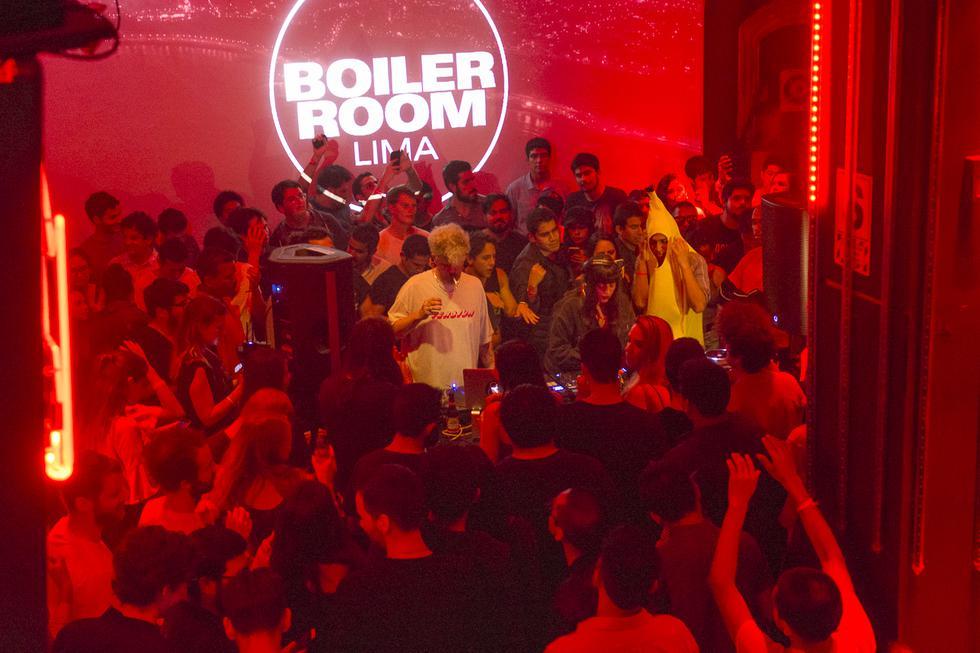 'Boiler Room', el evento de música electrónica del que debes saber si eres fan del género. (Difusión)