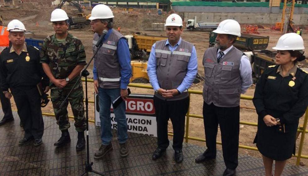 El hospital tendrá una inversión de S/300 millones. (Perú21)