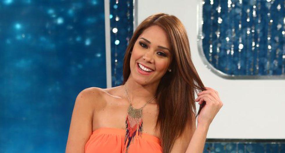 Karen Schwarz se estrenará en América TV este sábado. (Perú21)