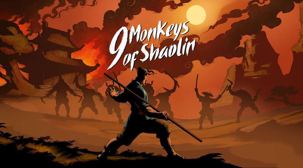 '9 Monkeys of Shaolin' ya se encuentra disponible en nuestro mercado.