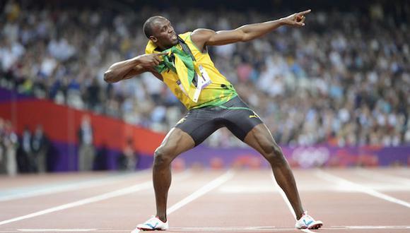 Usain Bolt logró dos récords mundiales en 100 y 200 metros planos en Bejin 2008. (Foto: Agencias)