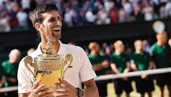 No se olvidó. Djokovic demostró que su calidad perdura. (USI)