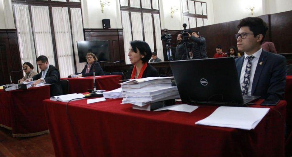 El pedido de la fiscalía en el marco de la investigación contra Mandriotti fue evaluado por el juez Hugo Núñez. (Foto: Poder Judicial)