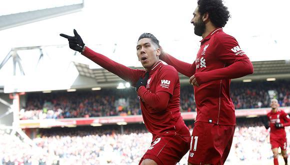 Liverpool visita este domingo al Fulham por la jornada 31 de la Premier League. (Foto: Reuters)