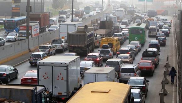 Solucionar la inseguridad y el caos del transporte es prioridad