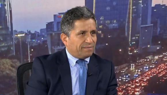 Carlos Rivera en Perú21TV