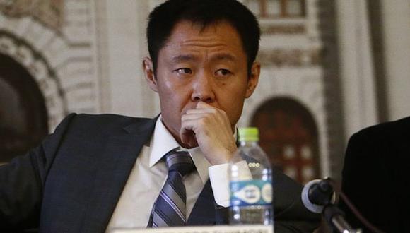 Kenji Fujimori renunció a su canasta navideña, al pavo y al bono de S/500. (Renzo Salazar)
