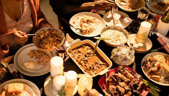 Dile no a los malestares estomacales durante las fiestas de fin de año. (Getty Images)