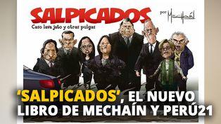 Presentación de 'Salpicados' el libro de Mechaín y Perú21