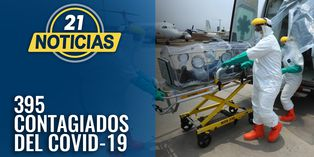 Coronavirus en Perú: son 395 las personas con COVID-19