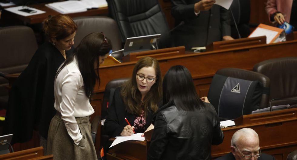 Pleno votará para aprobar o no el proyecto de paridad de género y alternancia. (GEC)
