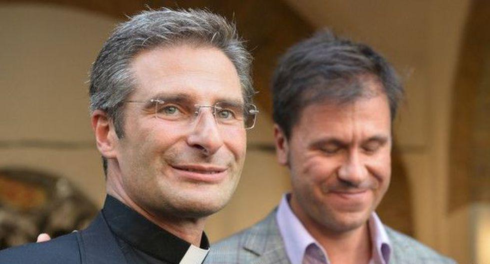 Esta es la explosiva carta de renuncia del sacerdote Krysztof Charamsa a la Iglesia Católica. (AFP/Getty)