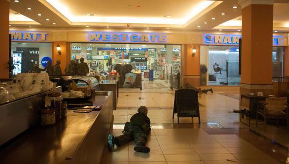 Agentes vieron a 15 miembros del grupo Shebab. (AFP)