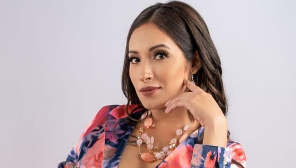 Pamela Pardo regresa a la música como solista y estrena dos nuevas canciones. (Foto: Difusión)