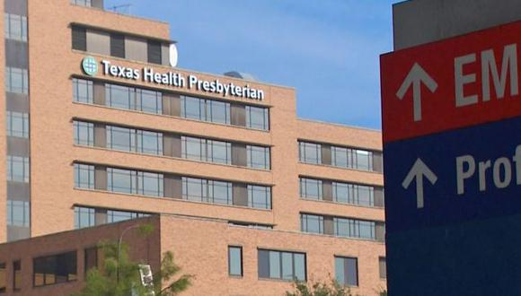 Estados Unidos confirmó su primer caso en hospital de Texas. (WFAA)