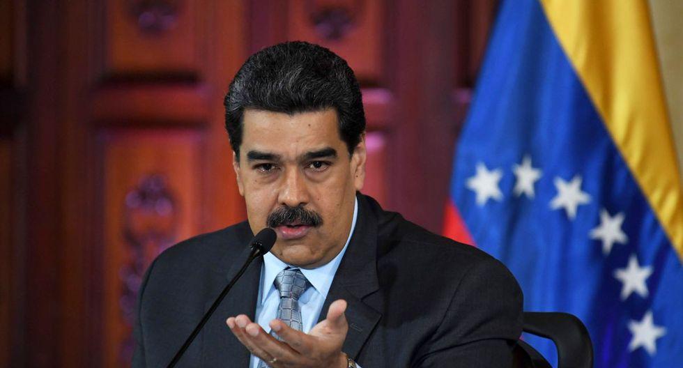 """Nicolás Maduro denuncia más de 47 """"complots"""" financiados desde Colombia. (Foto: AFP)"""