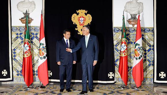 Portugal afianzará relaciones. (AP)