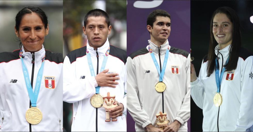 Con cuatro medallas de oro, ya hemos superado el mejor registro obtenido en Toronto 2015. (GEC)