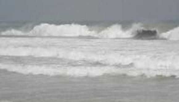 La Marina de Guerra descarta tsunami-Foto: GEC)