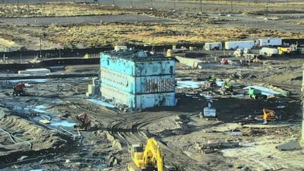 Desde hace 75 años, este lugar tiene problemas con los residuos nucleares. (Hanford Site)