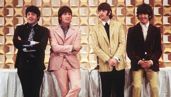 "Publican adelanto de ""The Beatles: Get Back"", un documental de los últimos meses de la mítica banda. (Foto: AFP)."