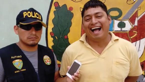 Caserito. Jonathan Maza ha sido trasladado cinco veces a la Comisaría de Puente Piedra y dos veces a la Comisaría de Ventanilla.